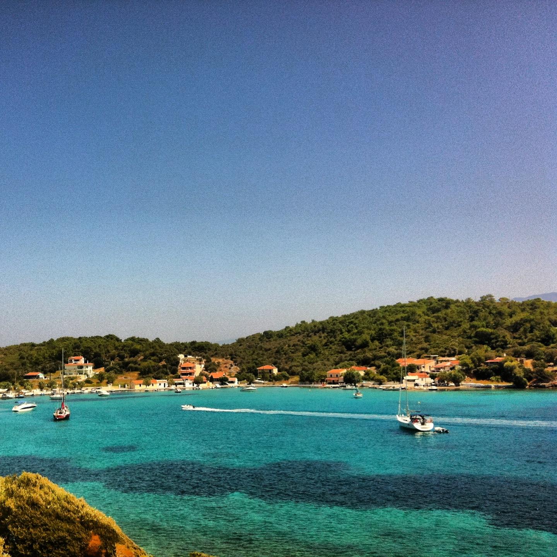 posedenion plajı samos