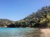 kerveli plajı samos