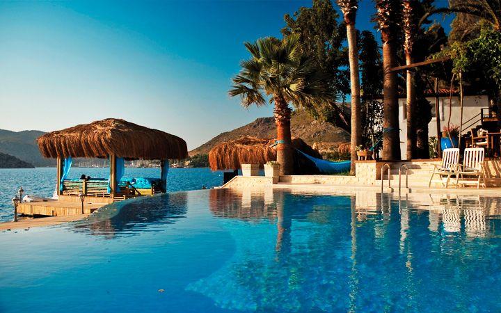 oliviera resort otel kalem adası telefon