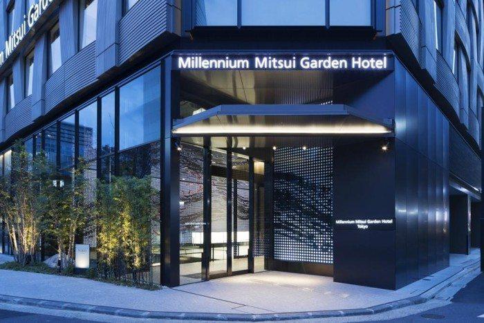 Millennium Mitsui Garden