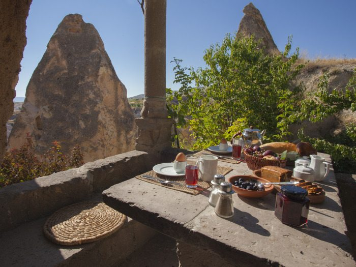 maisons de cappadoce ODA