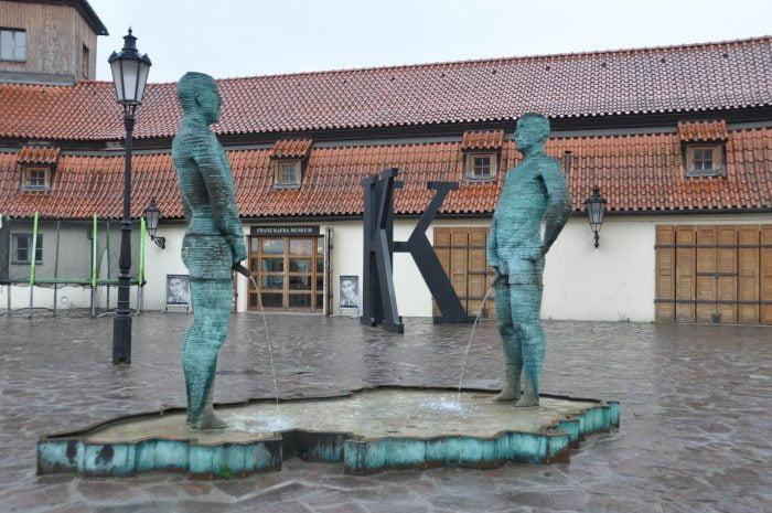 prague kafka museum