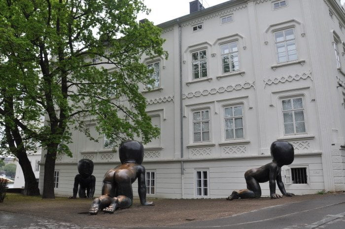 prague kampa museum